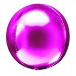 Шар фольгированный 3D Сфера Фуше 24/61 см