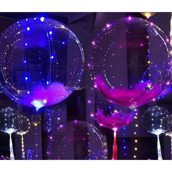 Bubble (Баблс со светодиодами) 24/61 см.