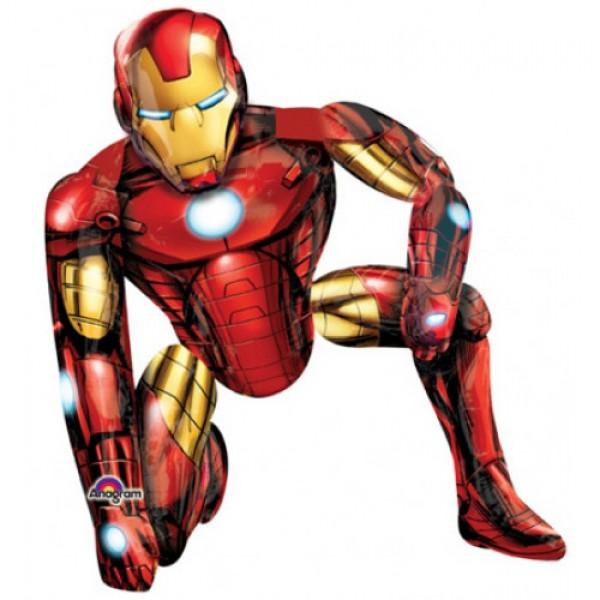 Ходячая фигура Железный человек 91см