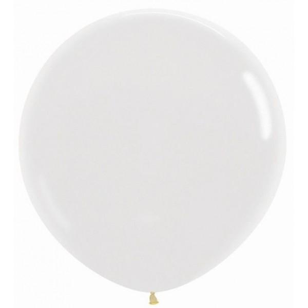Шар-гигант Прозрачный 100см