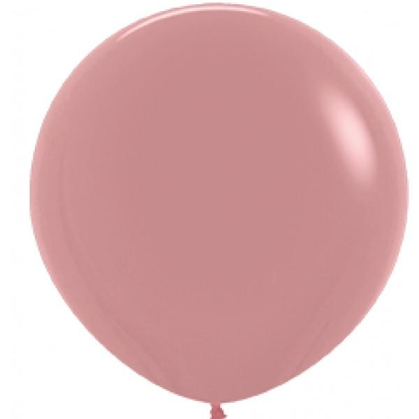 Шар-гигант Пурпурный  100см