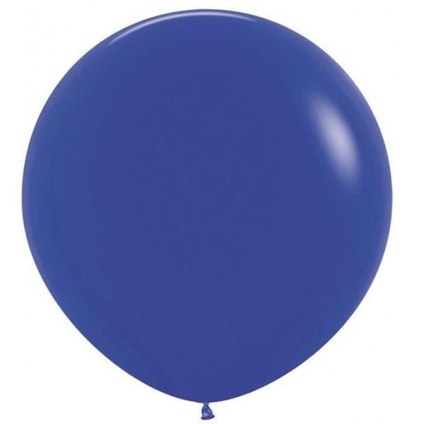 Шар-гигант Синий 100см