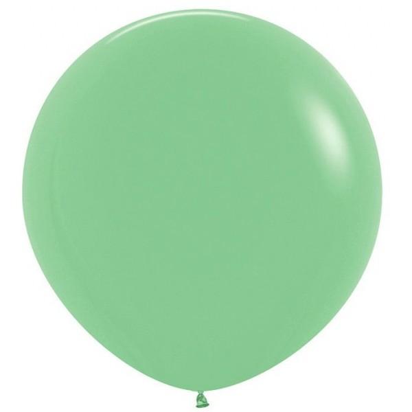 Шар-гигант Зеленый 100см