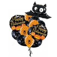 Букет из воздушных шариков Хэллоуин, Мышь