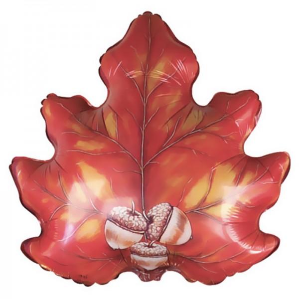 Шар фольгированный  Осенний лист! (22''/56 см)